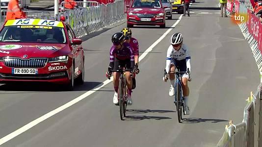 Lieja-Bastogne-Lieja. Carrera femenina II