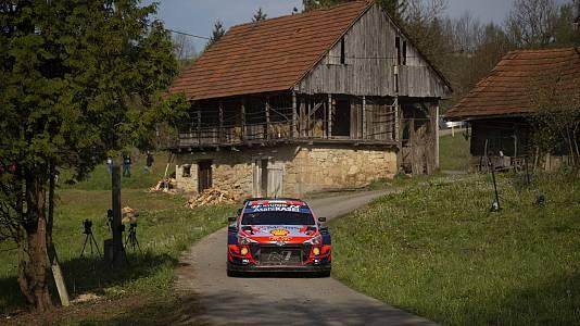WRC Campeonato del mundo. Rally de Croacia. Resumen 25/04/21