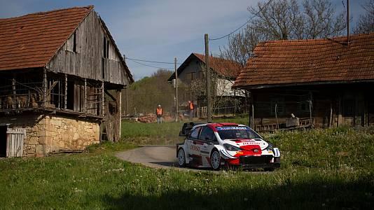 WRC Campeonato del mundo. Rally de Croacia. Resumen 26/04/21