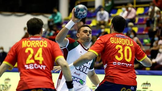 EHF Cup. Selecciones masculinas: España - Hungría