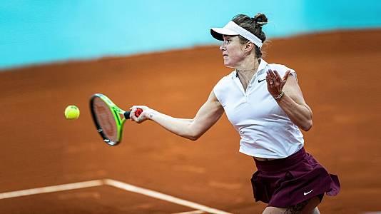 WTA Mutua Madrid Open. 1ª ronda: Svitolina - Teichmann