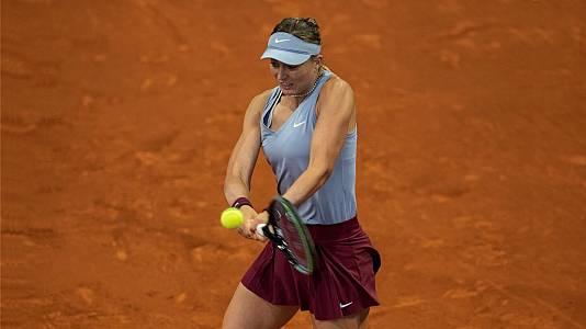 WTA Mutua Madrid Open: Paula Badosa - Barbora Krejcikova