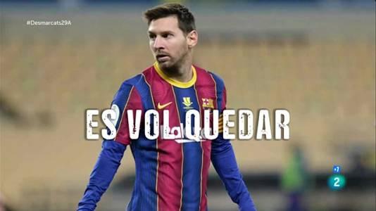 Messi es vol quedar