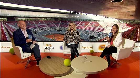 Tenis Mutua Madrid Open - Resumen diario - 29/04/21