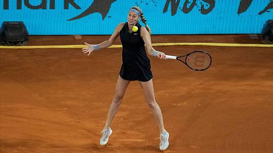 WTA Mutua Madrid Open: Petra Kvitova - Marie Bouzkova