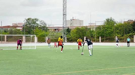 Campeonato de España Fútbol amputados