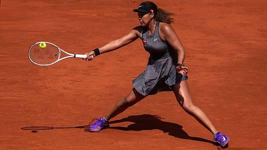 WTA Mutua Madrid Open. : M. Doi - N. Osaka