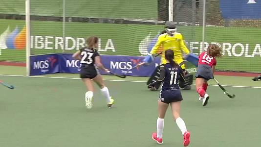 2ª semifinal femenina: Junior FC - SPV Complutense