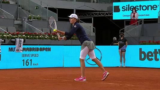 WTA Mutua Madrid Open: Siegemund - Swiatek