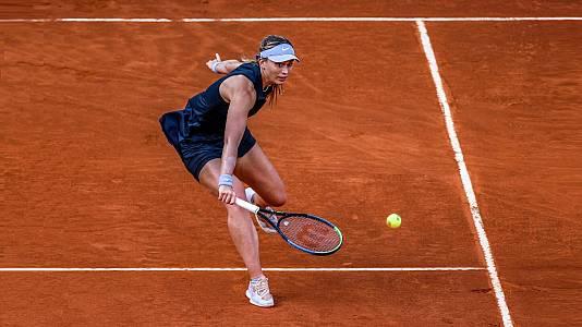 WTA Mutua Madrid Open: Jil Teichmann - Paula Badosa.