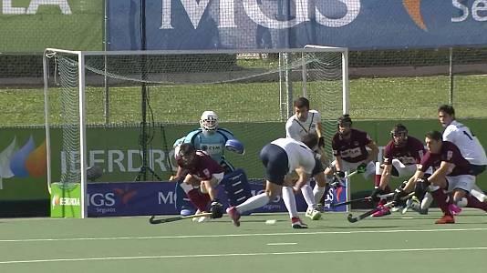 2ª semifinal masculina: Club de Campo - Club Egara