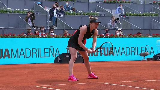 WTA Mutua Madrid Open.: S. Zheng - S. Halep