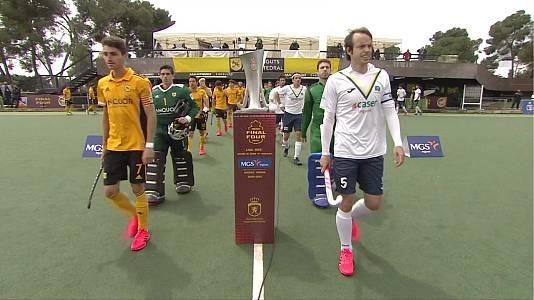 Final masculina: Atletic Terrasa HC - Club de Campo