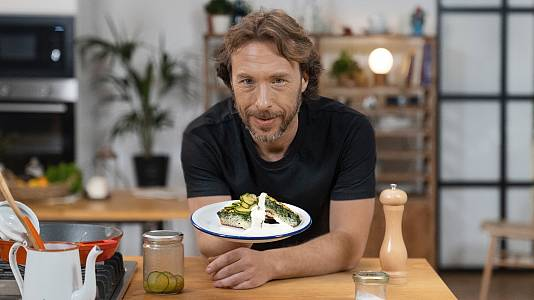 Tortilla verde: ¡atrévete con el nuevo recetón de Gipsy Chef!