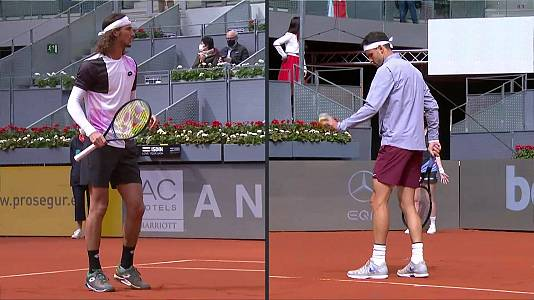 ATP Mutua Madrid Open: Lloyd Harris - Grigor Dimitrov