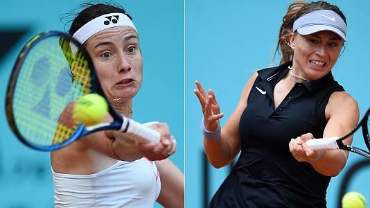 WTA Mutua Madrid Open: Badosa - Sevastova