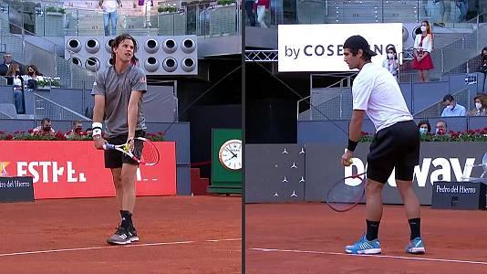 ATP Mutua Madrid Open: Dominic Thiem - Marcos Giron