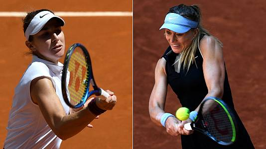 WTA Mutua Madrid Open: Paula Badosa - Belinda Bencic