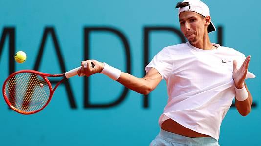 ATP Mutua Madrid Open: Alexei Popyrin - Jannik Sinner