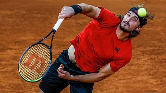 ATP Mutua Madrid Open: Benoit Paire - Stefanos Tsitsipas