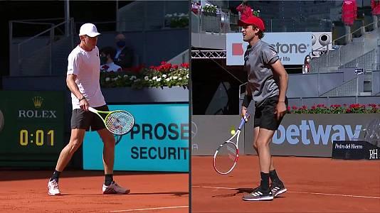 ATP Mutua Madrid Open: Dominic Thiem - Alex de Miñaur