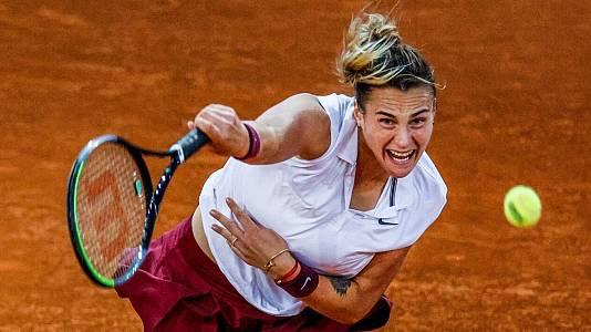 WTA Mutua Madrid Open 2ª Semifinal: Sabalenka-Pavlyuchénkova