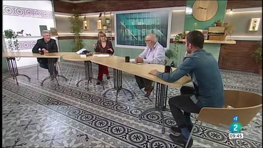 Marta Vilalta, Jaume Collboni i Carles Francino