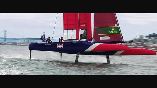 Racing on the Edge Episodio 1: Sailing 2.0