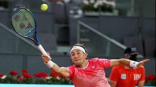 ATP Mutua Madrid Open. 2ª Semifinal: C. Ruud - M. Berrettini