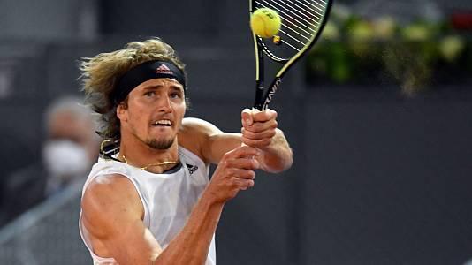 ATP Mutua Madrid Open. Final: A. Zverev - M. Berrettini (2)