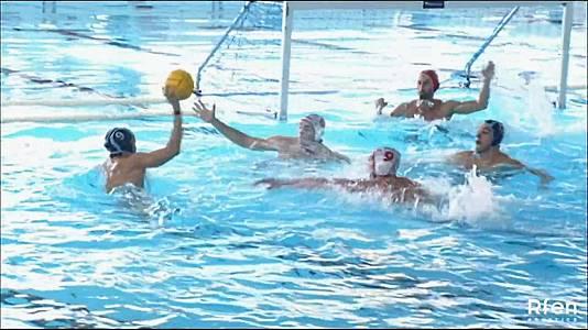 Liga masc. Play Off Semifinal 2º partido: Terrassa - Barcelo