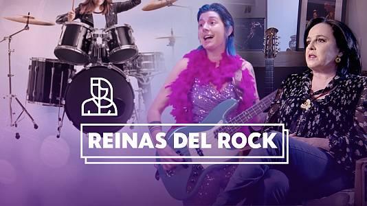 Programa 14: Reinas del rock