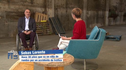 Entrevista a Sebas Lorente. No perder el buen humor