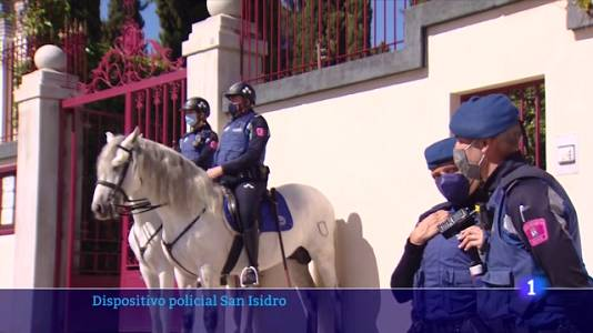 Dispositivo de Seguridad en San Isidro