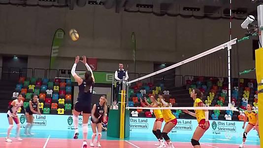 Clasif.Campeonato Europa femenino 5ª jornada España - Grecia