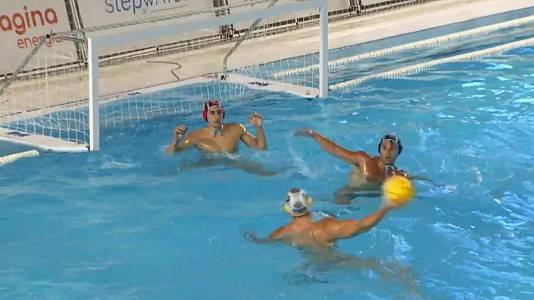 Liga masculina. Play off Final 1r partido