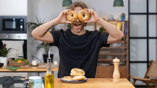 Gipsy Bagel, el pan más cool de Gipsy Chef