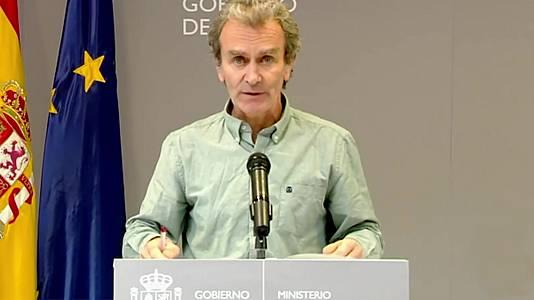 Coronavirus. Comparecencia de Fernando Simón - 17/05/21
