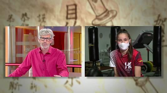 Programa 158: Adriana Cerezo, y Marc Tur