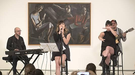 VÍDEO: Rozalén | Concierto en el Museo Reina Sofía