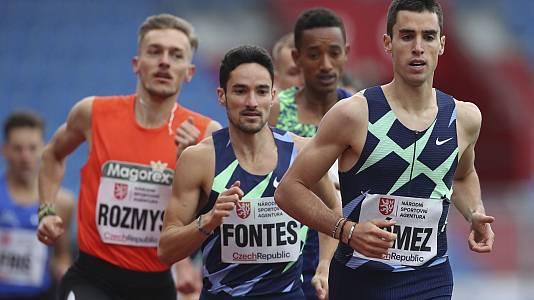 """IAAF Continental Tour """"Ostrava Golden Spike"""""""