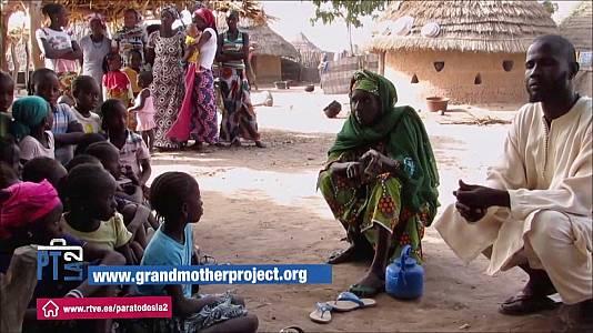 Grandmother Project. Aprovechar la sabiduría de las abuelas
