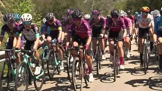 Vuelta ciclista a Burgos Féminas. 1ª etapa