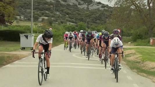 Vuelta ciclista a Burgos Féminas. 2ª etapa