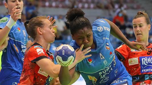 Copa de la Reina. 1/4 final: Bera Bera - R.F. Málaga