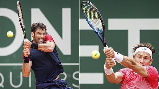 ATP 250 Torneo Ginebra. 1ª semifinal: P. Andújar - C. Ruud