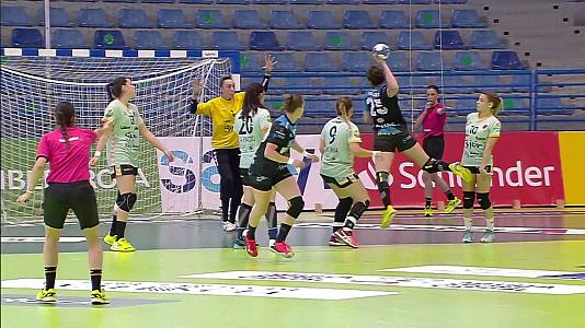 Copa de la Reina. 1/4 final: At. Guardés - La Calzada