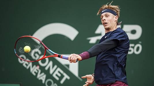 ATP 250 Torneo Ginebra. 2ª semifinal: Cuevas - Shapovalov