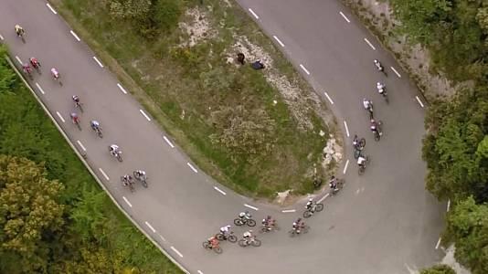 Vuelta ciclista a Burgos Féminas. 3ª etapa
