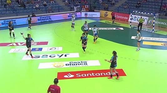Copa de la Reina. 2ª semifinal: Atl. Guardés - A. Valladolid